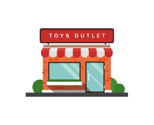 Tienda mayorista juguetes